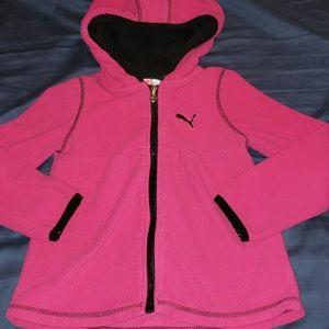 Puma fleece jacket